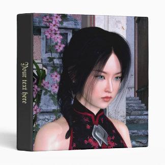 Asian Beauty Binder