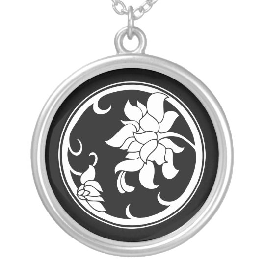Asian Blossom Necklace