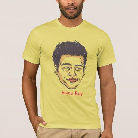 Asian Boy T-Shirt