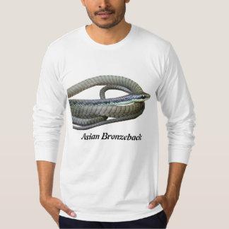 Asian Bronzeback American Apparel Long Sleeve T-Shirt