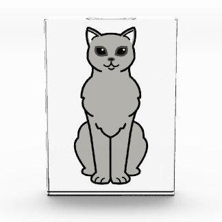 Asian Burmilla Cat Cartoon Award