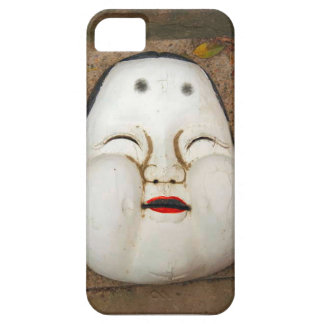 Asian ceramics, Traditional mask iPhone SE/5/5s Case