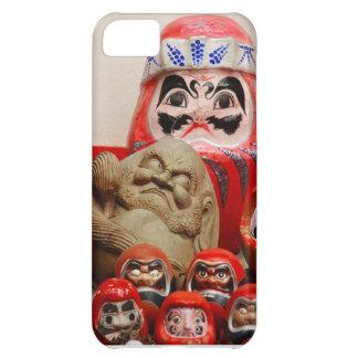 Asian ceramics, traditional warrior iPhone 5C cases