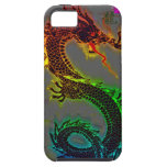 Asian, Chinese,Mythical Dragon, Year of the Dragon iPhone 5 Cover
