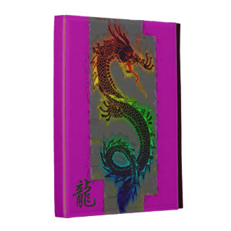 Asian, Chinese,Mythical Dragon, Year of the Dragon iPad Folio Cover