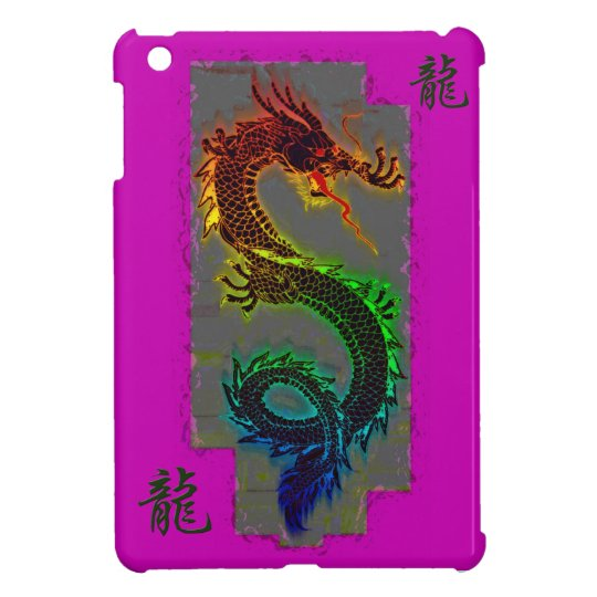 Asian, Chinese,Mythical Dragon, Year of the Dragon iPad Mini Cover