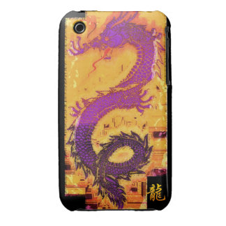 Asian, Chinese,Mythical Dragon, Year of the Dragon iPhone 3 Covers