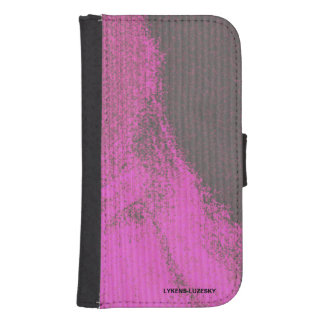 asian cry phone wallet