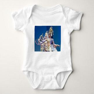 Asian Dancers Baby Bodysuit