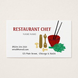 Asian Designs Business Card