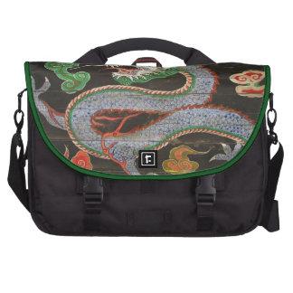 Asian Dragon South Korean Ancient Art Namdaemun Laptop Commuter Bag