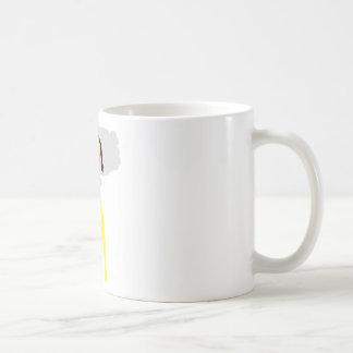 asian dreams classic white coffee mug