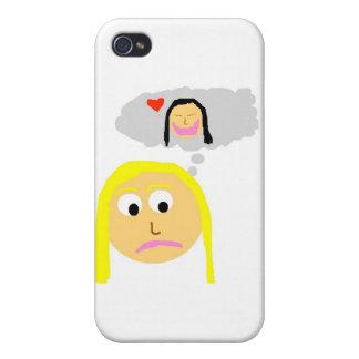 asian dreams iPhone 4 case