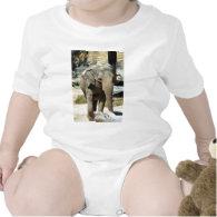 Asian Elephan Romper
