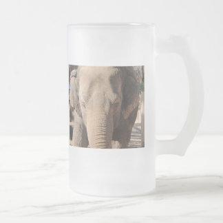 Asian Elephant Mugs