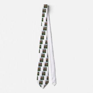 Asian Elephant Tie