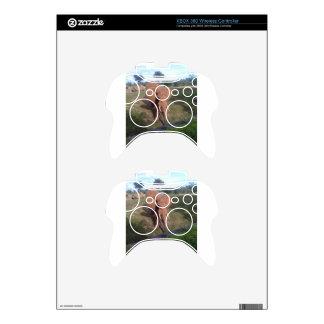 Asian Elephant Xbox 360 Controller Skin
