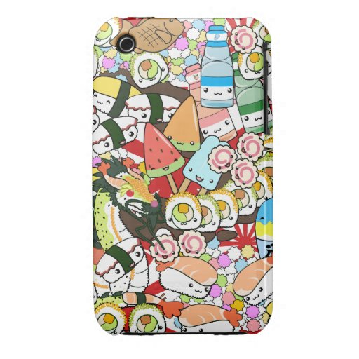 Asian Explosion Case-Mate Case iPhone 3 Cover