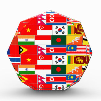 Asian Flags Award