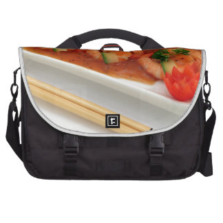 Asian food bags for laptop