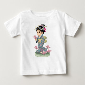 Asian Girl Infant T-Shirt