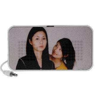 Asian Girl Movie Speaker