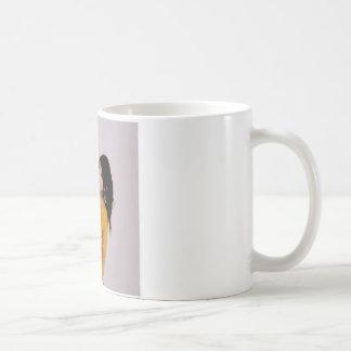 Asian Girl Movie Style Classic White Coffee Mug