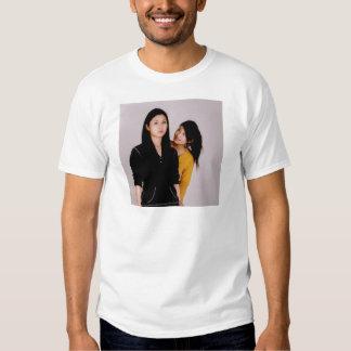 Asian Girl Movie Style Tee Shirt