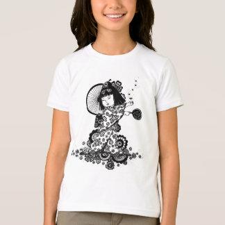 Asian Girl t-shirt
