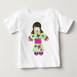 Asian Girl Tee Shirt