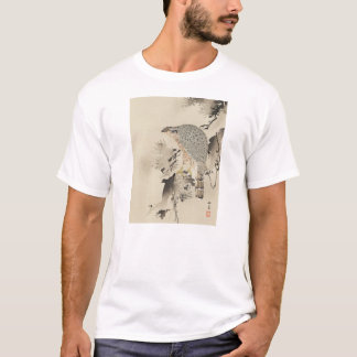 Asian Goshawk - 1890 T-Shirt