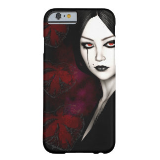 Asian gothic barely there iPhone 6 case