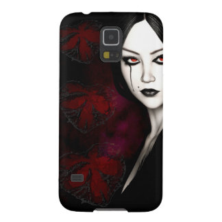 Asian gothic case for galaxy s5