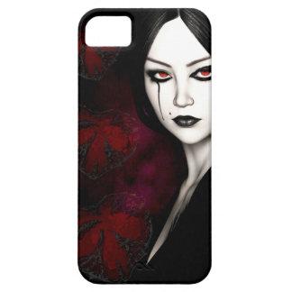 Asian gothic iPhone SE/5/5s case