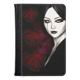 Asian gothic kindle case