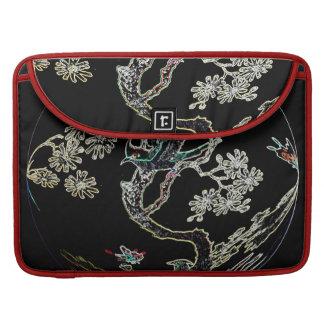 Asian Inspired MacBook Sleeve
