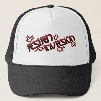 Asian Invasion Trucker Hat