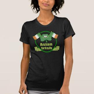 Asian Irish St. Patrick's T-shirt