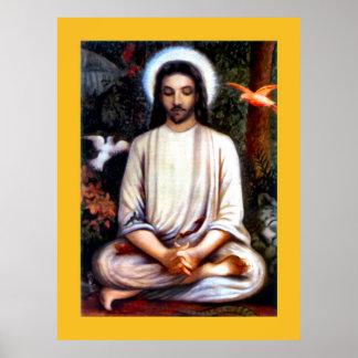Asian Jesus Poster