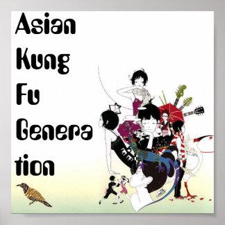 Asian Kung Fu Generation Poster