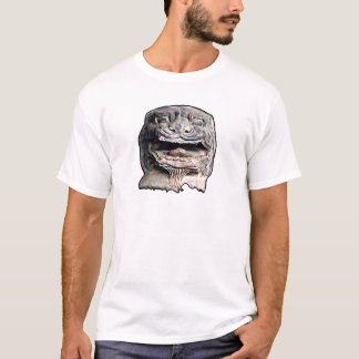 Asian Lion Head transp o 2 The MUSEUM Zazzle Gifts T-Shirt