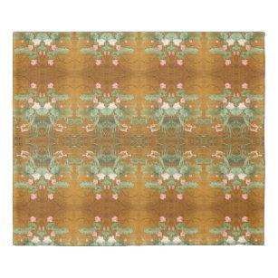 Lotus Flower Duvet Covers Bedspreads Zazzle