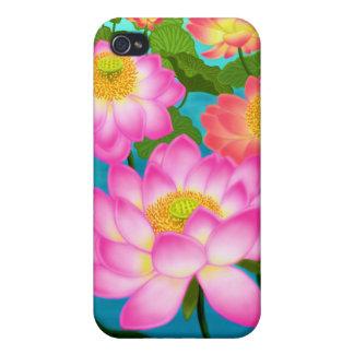 Asian Lotus Garden Speck Case