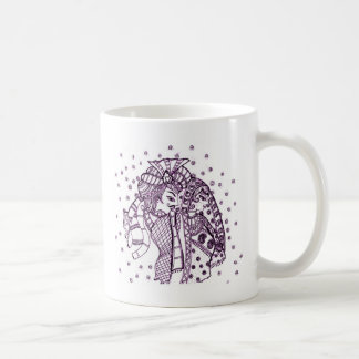 asian mehndi-Wedding Coffee Mug
