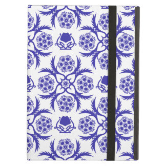 Asian/Middle Eastern pattern (Blue) iPad Air Covers