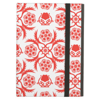 Asian/Middle Eastern pattern (Red) iPad Air Cases
