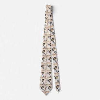 Asian Owl Tie