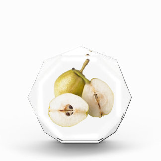 Asian pears acrylic award