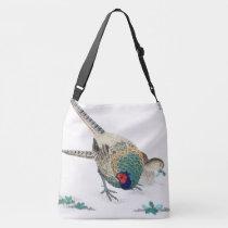 Asian Pheasant Birds Wildlife Animals Tote Bag