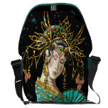 Asian Princess Courier Bag
